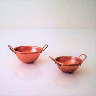 EPOCH - 銅ボール シルバニアファミリー 初期 ミニチュアコレクション