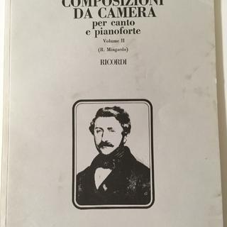 ドニゼッティ歌曲集 vol.2(クラシック)