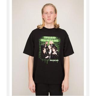 バレンシアガ(Balenciaga)のdude9 balenciaga スピードハンターズ(Tシャツ/カットソー(半袖/袖なし))