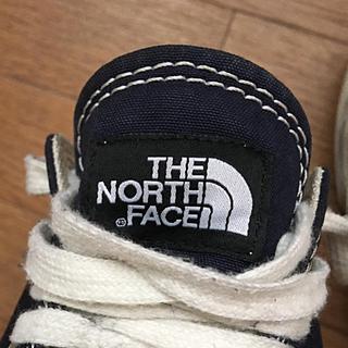 ザノースフェイス(THE NORTH FACE)のノースフェイス ビブラムソールスニーカー(スニーカー)