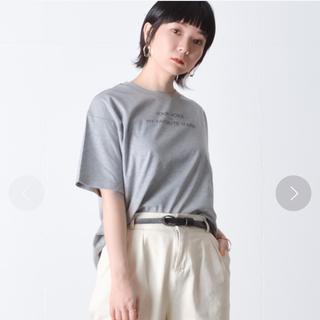 ルカ(LUCA)のLUCA 汗ジミ防止加工半袖Tシャツ グレー(Tシャツ(半袖/袖なし))