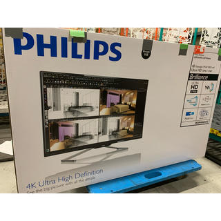PHILIPS - PHILIPS 4K Ultra High Definition