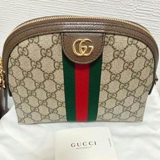 Gucci - GUCCI オフディアGGショルダーバッグ