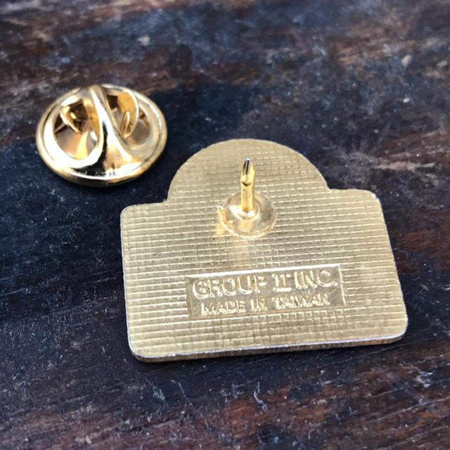 マクドナルド(マクドナルド)の* 90s USA マクドナルド 店員 従業員 PINS *  エンタメ/ホビーのコレクション(ノベルティグッズ)の商品写真