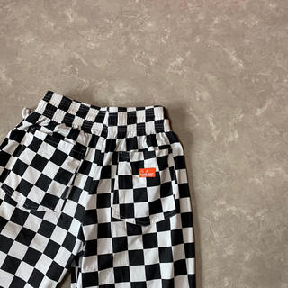Santa Monica - COOKMAN Chef Pants Checkered Flag