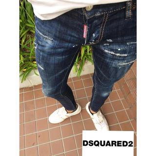DSQUARED2 - 正規品 【極上】dsquared 2 クレメント  スキニー デニム 46