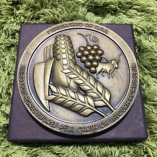 ブロンズメダル ポルトガル(貨幣)