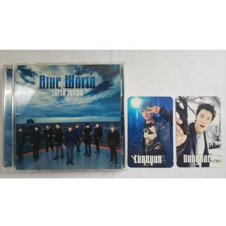 スーパージュニア(SUPER JUNIOR)のSUPER JUNIOR BlueWorld ドンへ ウニョク(K-POP/アジア)