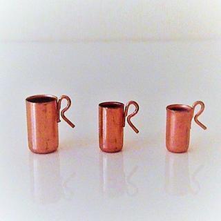 EPOCH - 銅カップ シルバニアファミリー 初期 ミニチュアコレクション