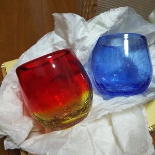 琉球 ペア ロック グラス