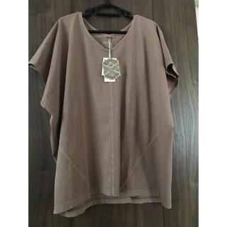 シマムラ(しまむら)のしまむら 新品タグ付き Tシャツ(Tシャツ(半袖/袖なし))