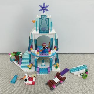 レゴ(Lego)のレゴ プリンセス アナ エルサ  お城 レゴフレンズ(積み木/ブロック)