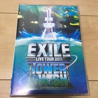 エグザイル(EXILE)のEXILE/EXILE LIVE TOUR 2011 TOWER OF WIS…(ミュージック)