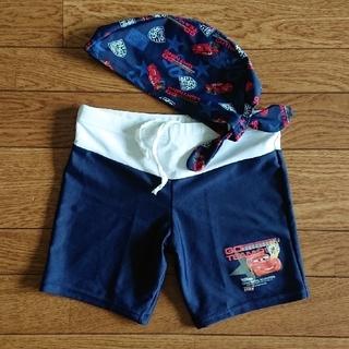 ディズニー(Disney)の水着 男の子 120   水泳キャップ(水着)