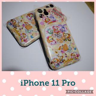 ディズニー(Disney)の【iPhone11Pro】 日本未入荷✨ ダッフィー の iPhoneケース (iPhoneケース)