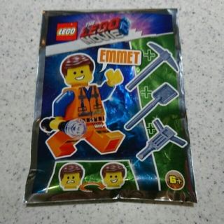 レゴ(Lego)のレゴ エメット レゴムービー2 ミニフィグパック(積み木/ブロック)
