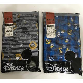 ディズニー(Disney)の男児 ディズニー2Pトランクス 150㎝(下着)