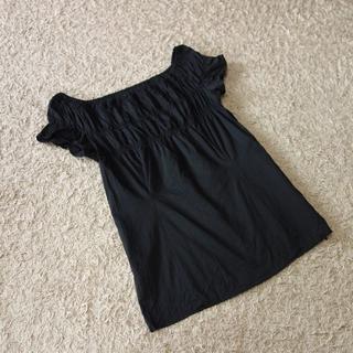 ニジュウサンク(23区)の23区/オフショルダープルオーバー(Tシャツ(半袖/袖なし))