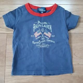 ポロラルフローレン(POLO RALPH LAUREN)のラルフローレン 星条旗 Tシャツ 80(Tシャツ)