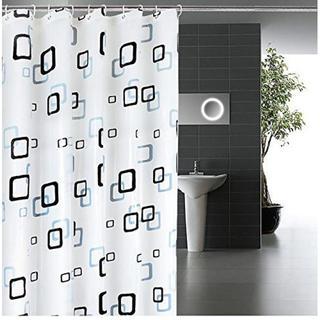 シャワーカーテン 防水 防カビ 加工 浴室 カーテン 風呂カーテン 間仕切り(カーテン)