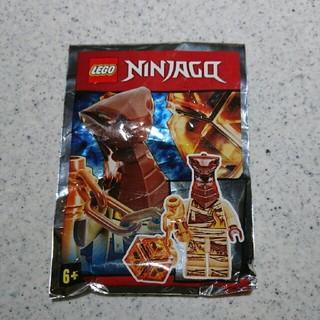 レゴ(Lego)のレゴ パイロホイッパー ニンジャゴー ミニフィグパック(積み木/ブロック)