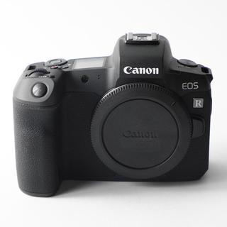 キヤノン(Canon)のEOS R ボディ (保証残有)(ミラーレス一眼)