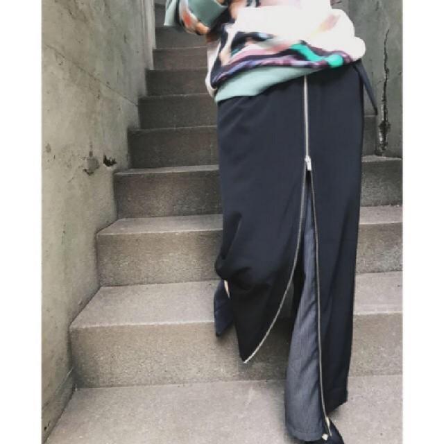 Ameri VINTAGE(アメリヴィンテージ)のAmeri【未使用】2WAY CONVENIENCE PANTS レディースのパンツ(カジュアルパンツ)の商品写真