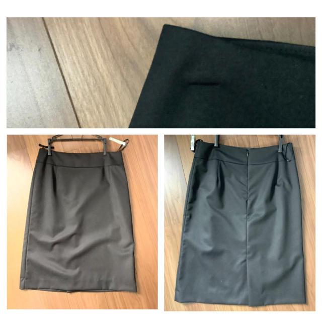 NATURAL BEAUTY BASIC(ナチュラルビューティーベーシック)のナチュラルビューティーベーシックのスーツ Mサイズ 黒 レディースのフォーマル/ドレス(スーツ)の商品写真
