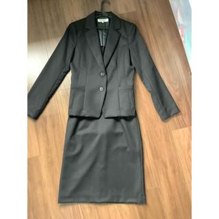 NATURAL BEAUTY BASIC - ナチュラルビューティーベーシックのスーツ Mサイズ 黒