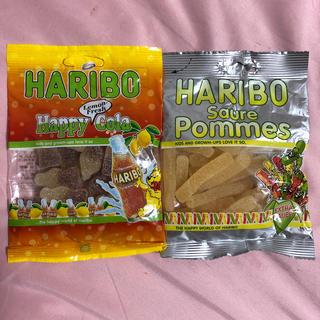 ハリボー 2個セット(菓子/デザート)