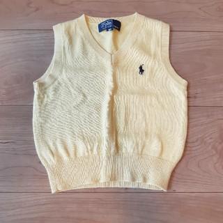 ポロラルフローレン(POLO RALPH LAUREN)のラルフローレン 色がやさしい ベスト (Tシャツ)