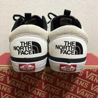 ヴァンズ(VANS)のVANS × THE NORTH FACE オールドスクール(スニーカー)