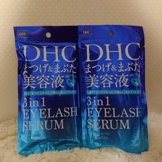 ディーエイチシー(DHC)の新品未使用☆DHCまつげ&まぶた美容液(まつ毛美容液)