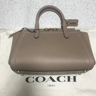 コーチ(COACH)の新品 未使用  コーチ COACH  トループ キャリーオール (ハンドバッグ)