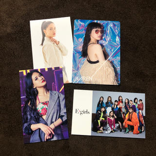 イーガールズ(E-girls)の藤井夏恋セット(ミュージシャン)