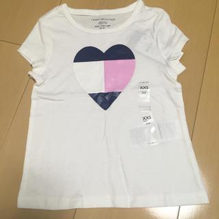 TOMMY HILFIGER - 【新品未使用】トミーヒルフィガー Tシャツ