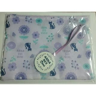 アナスイミニ(ANNA SUI mini)のANNA SUI Mini  マタニティマークストラップ 母子手帳ポーチ(母子手帳ケース)