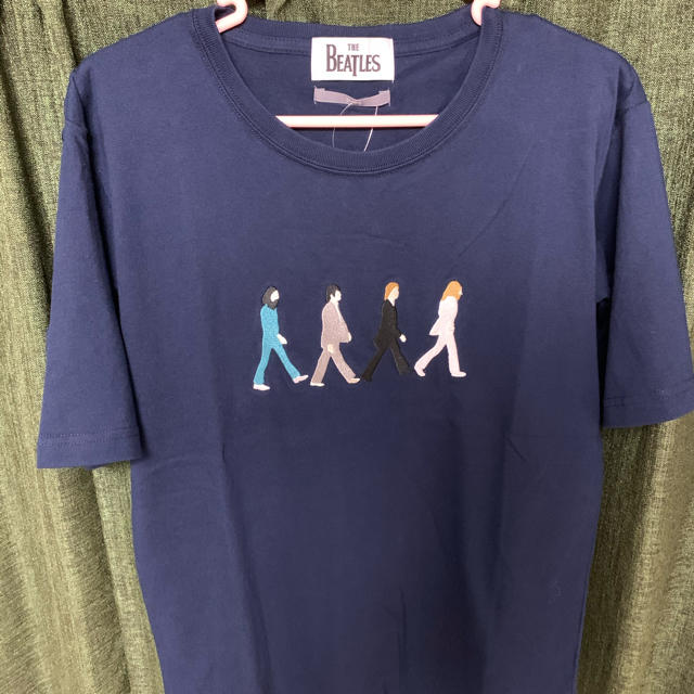 SHIPS(シップス)のTHE BEATLES Tシャツ ビートルズ メンズのトップス(Tシャツ/カットソー(半袖/袖なし))の商品写真