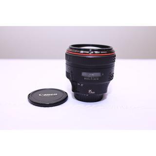 キヤノン(Canon)のキヤノン Canon LENS EF 85mm F1.2 L USM(レンズ(単焦点))