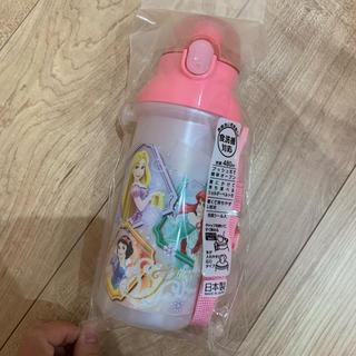 ディズニー(Disney)の【新品未使用】ディズニー プリンセス 直飲み水筒 水筒(水筒)