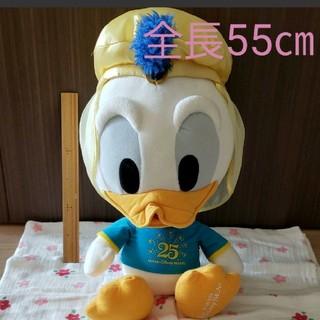 ディズニー(Disney)のディズニーシー ドナルド シンドバッド風 ぬいぐるみ(ぬいぐるみ)