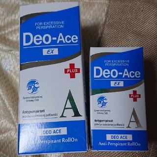 【新品・未使用】デオエースEX plus 制汗剤 ロールオン(制汗/デオドラント剤)