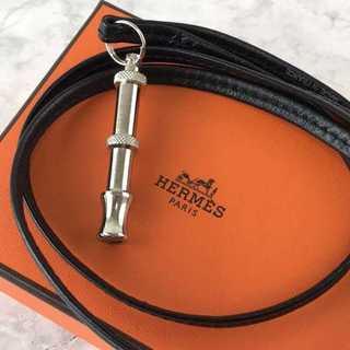 エルメス(Hermes)のエルメス ネックレス アクセサリー HERMES レディース 箱付き 笛柄(ネックレス)
