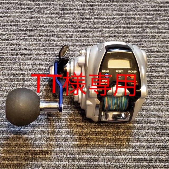 DAIWA(ダイワ)のダイワ シーボーグ150JL リール スポーツ/アウトドアのフィッシング(リール)の商品写真