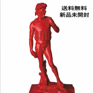 メディコムトイ(MEDICOM TOY)のSUICIDE MAN (RED Ver. ) BANKSY スーサイドマン(その他)