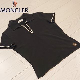 モンクレール(MONCLER)のMONCLER モンクレール レディース ポロシャツ Sサイズ(ポロシャツ)