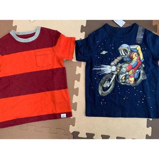 babyGAP - ベビーギャップ 新品未使用ティシャツ二枚セット