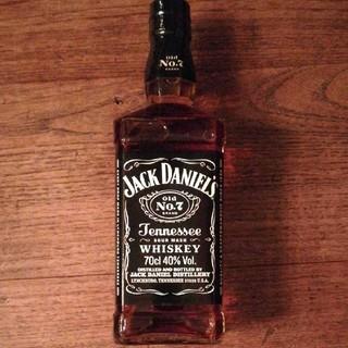 アサヒ(アサヒ)のジャックダニエル ブラック 700ml(ウイスキー)
