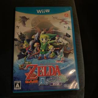ウィーユー(Wii U)の[ジャンク]ゼルダの伝説風のタクト(家庭用ゲームソフト)