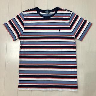 ポロラルフローレン(POLO RALPH LAUREN)のポロラルフローレン ボーダーTシャツ 半袖Tシャツ 160(Tシャツ/カットソー)